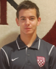 Freshmen Troy Padgett recorded 7 pts (3 goals 1 assist) in the Saints 13-0 win over Great Lakes Christian College