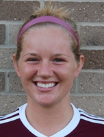 Senior captain Lindsey Swaim led the Saints with 3 shots on goal and was one of 10 starters to play all 90 minutes.